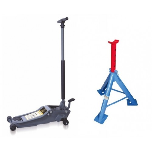 Car jacks and stands