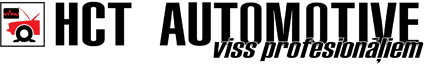 HCT Automotive logo