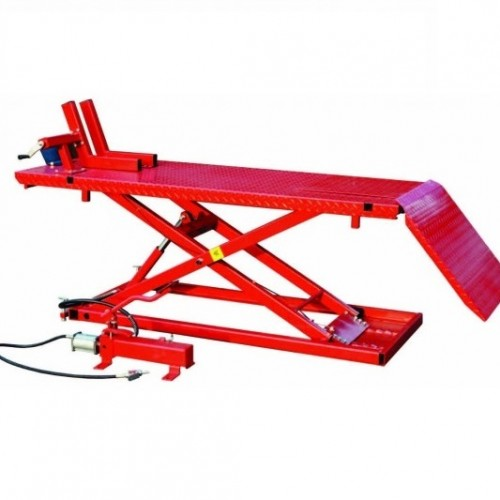 Motorcycle lifts and stands